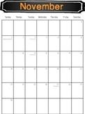 SLP Planner and Documentation Binder