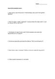 Speech / Presentation Peer Evaluation