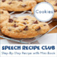 Speech Recipe Club {GROWING BUNDLE} 180+ pgs, Sequencing, Retell, & Mini-Books