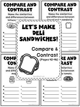 Speech Recipe Club: Let's Make Deli Sandwiches!