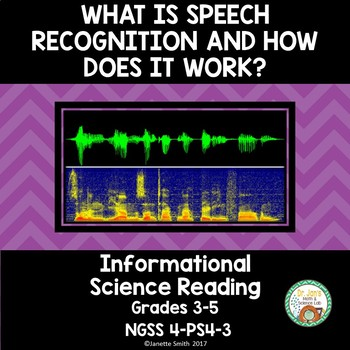 Speech Recognition: Science Informational Reading
