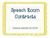 Speech Room Contracts