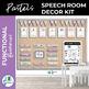 Speech Room Decor Kit {Pastels}