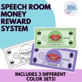 Speech Room Money Reward System