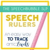 Speech Rulers