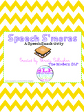 S'mores {Speech and Language} Snacktivity
