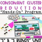 "Hands On Cluster Reduction: ""S Blend"" Unit in Speech Therapy"