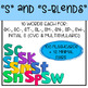 """Hands On Cluster Reduction: """"S Blend"""" Unit in Speech Therapy"""