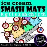 Speech Smash Mats: Ice Cream