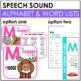 Speech Sound Alphabet