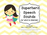 Speech Sound Articulation S and S-blends