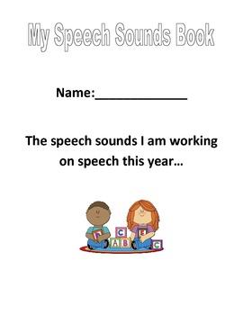 Speech Sound Book