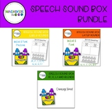 Speech Sound Box BUNDLE