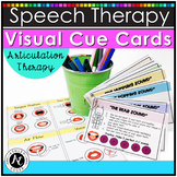 Speech Sound Visual Cue Cards