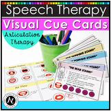 Speech Sound Visual Cue Cards