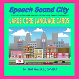 Core Language with ASL/BOARD MAKER/SPEECH SOUND CUES-Speec