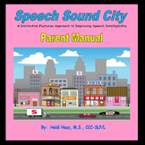 PARENT MANUAL-Speech Sound City
