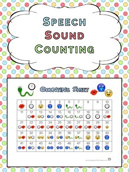 Speech Sound Counting