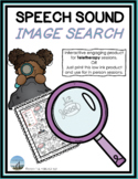 Speech Sound Image Search