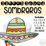 Speech Sound Sombreros