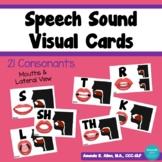 Speech Sound Visual Cards
