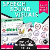 Speech Sound Visual Cue Bundle
