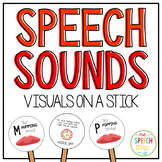 Speech Sounds Visuals on a Stick