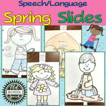 Speech/Language Spring Slides