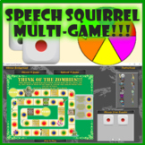 Speech Squirrel Multi-Game!