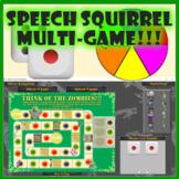 Speech Squirrel Multi-Game!