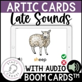 Speech Stacks Late Sounds Articulation BOOM Cards