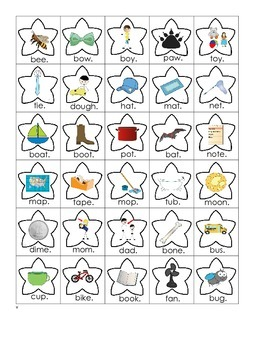 Speech Stars Carrier Phrases for Children with Apraxia