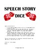 Speech Story Dice