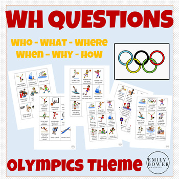 Speech Summer Olympics - WH Questions