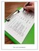 "Speech Surveys - A Carryover Activity for ""ch"" and ""j"""