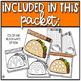 Cinco de Mayo - Speech Tacos: Articulation Craftivity