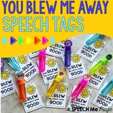 Speech Tags