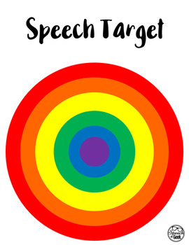 Speech Target