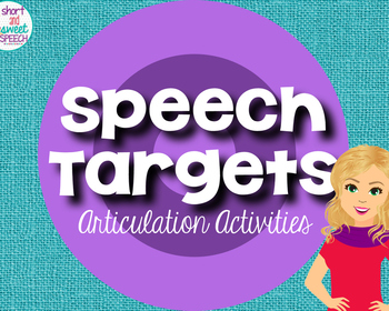 Speech Targets