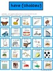 Speech Therapy ANIMAL Can/Have/Are Graphic Organizer Attributes Categories
