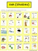 Speech Therapy ANIMAL Can/Have/Are Graphic Organizer Attri