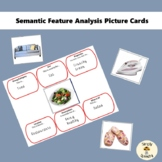 Speech Therapy Activities for Aphasia - Picture Cards for SFA