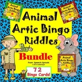 Articulation Bingo Riddles Bundle- R, L, S