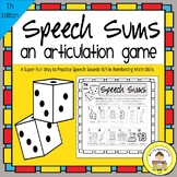 Speech Therapy Articulation Game for Th Sound