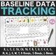 Speech Therapy Articulation & Language Baseline Data Bundled