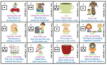 Speech Therapy Articulation Practice Pack for K