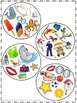 Speech Therapy Articulation S & S Blends: See It, Say It, Match It Game
