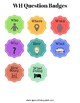 Speech Therapy Badges