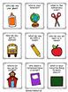 Speech Therapy Theme Based Bingo Bundle
