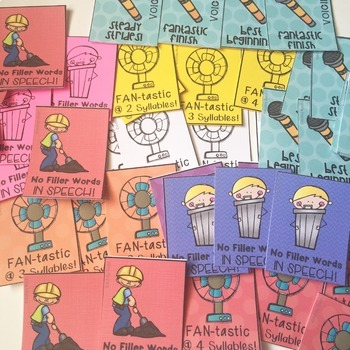 Speech Therapy Brag Tags: Fluency and Phonology